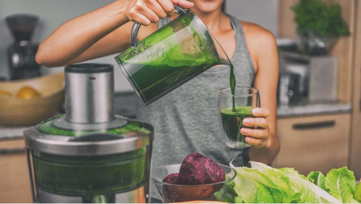What Leafy Greens Can You Juice