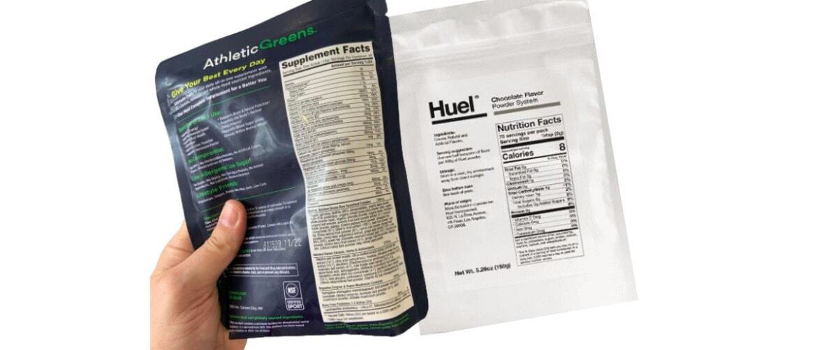 Athletic Greens vs. Huel: Which Is Better