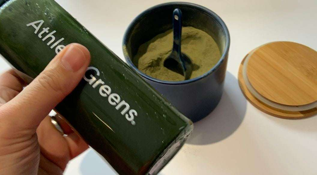 Can You Mix Athletic Greens With Protein Powder