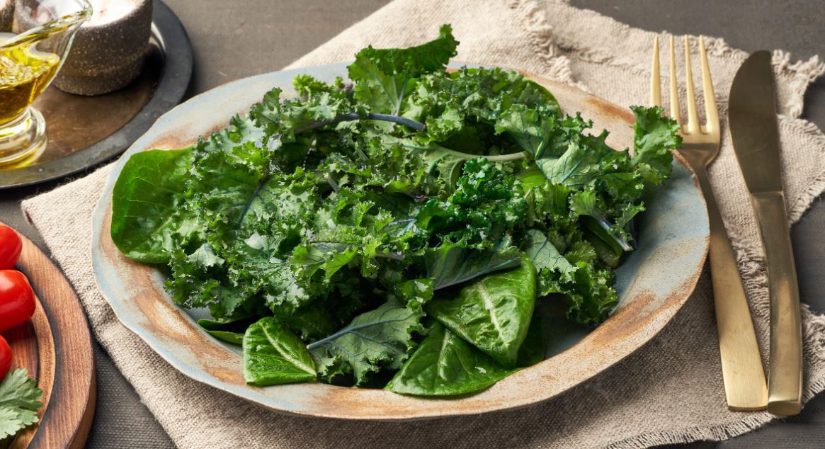 Do Leafy Greens Have Vitamin D
