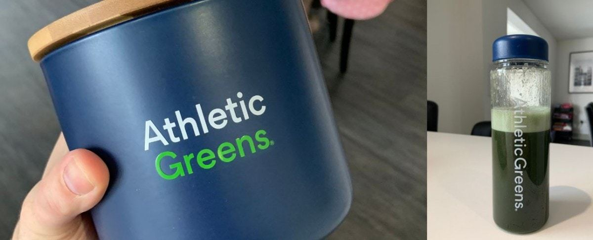 Does Athletic Greens Expire