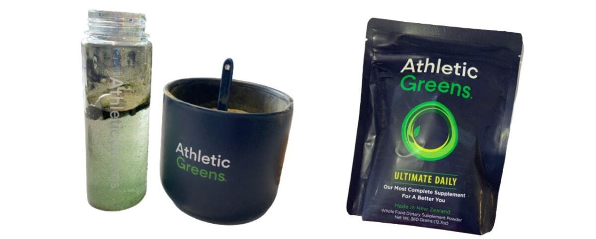 How Many Calories Per Serving Of Athletic Greens