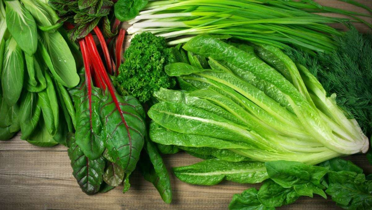 How Much Leafy Greens To Eat a Day