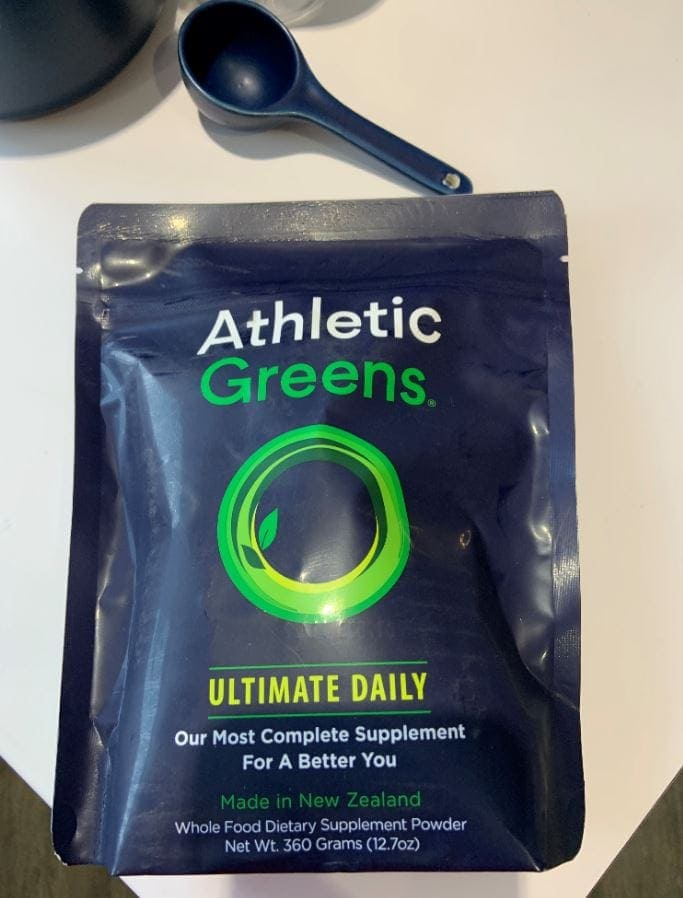 Is Athletic Greens Organic