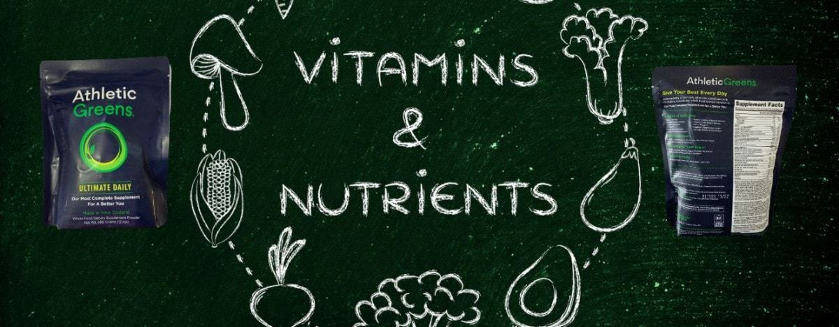What Nutrients Am I Missing in Athletic Greens