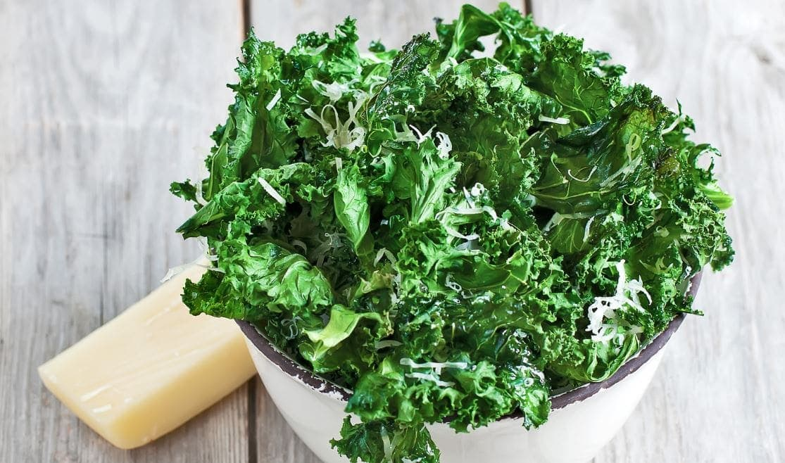 What Type of Fiber Is in Leafy Greens