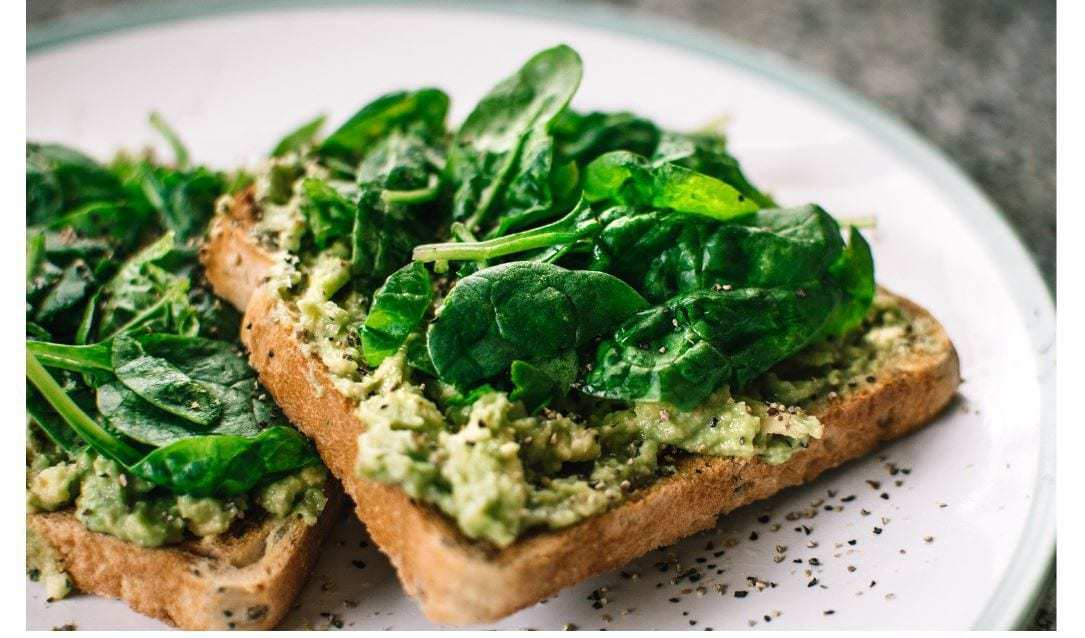 Where can we insert spinach into our diet
